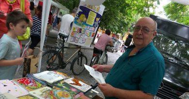 Кой прави детските книги: Виктор Самуилов