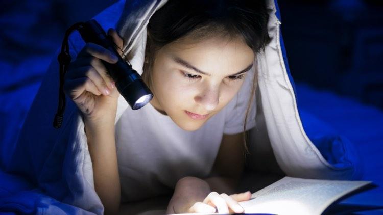 Четене в леглото